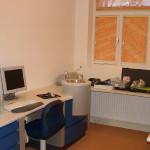 Arbeitsbereich Ärtztezimmer