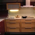 Arbeitsplatte in der Küche