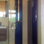 Duschpaneel elegantes Duschendesign
