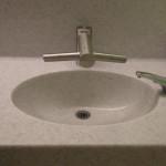 Händewaschen ohne Berührung