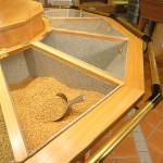 Nahrungsmittel Schacht für Offen-verkauf